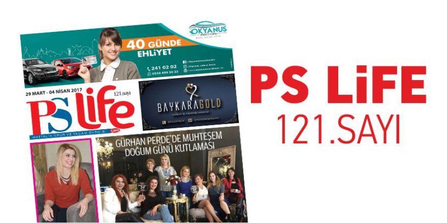 PSLİFE 121. SAYI