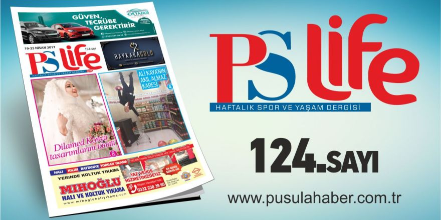 PSLİFE 124. SAYI