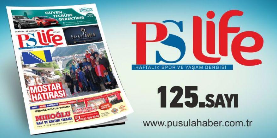 PSLİFE 125. SAYI