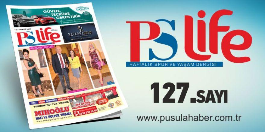 PSLİFE  127. sayı