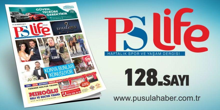 PSLİFE 128. SAYI