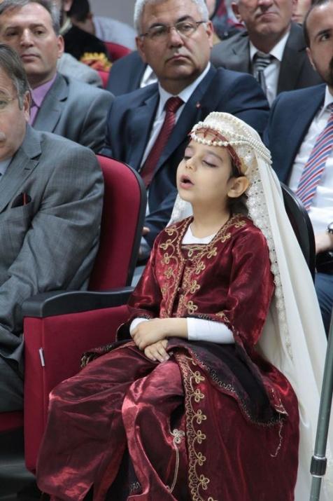 Minik sultan daha fazla dayanamadı 3