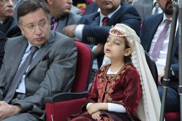 Minik sultan daha fazla dayanamadı 4