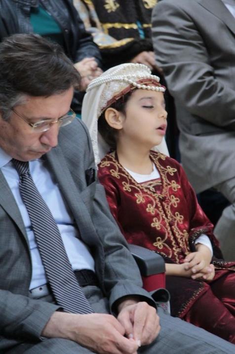 Minik sultan daha fazla dayanamadı 5