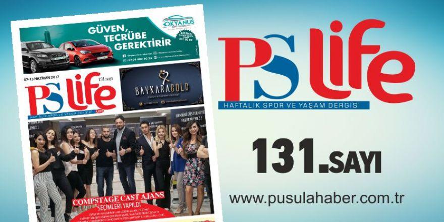 PSLİFE 131. SAYI