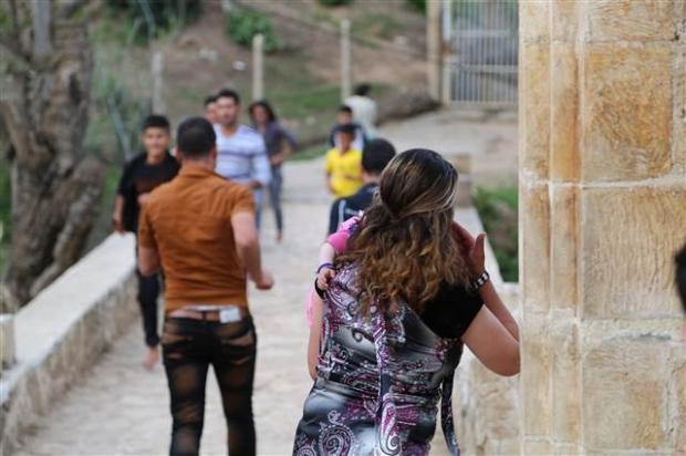 Yezidiler 'Kırmızı Çarşamba'yı kutladılar 14
