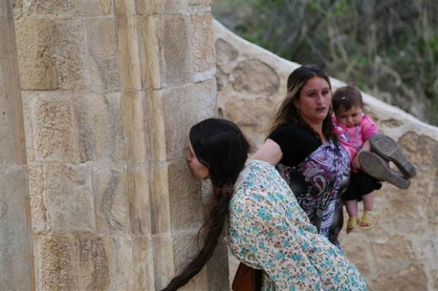 Yezidiler 'Kırmızı Çarşamba'yı kutladılar 16