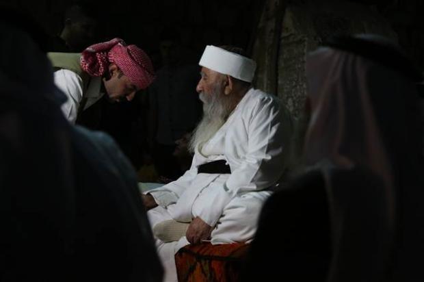 Yezidiler 'Kırmızı Çarşamba'yı kutladılar 24