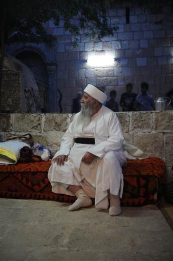 Yezidiler 'Kırmızı Çarşamba'yı kutladılar 27