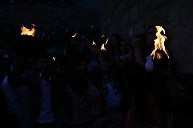 Yezidiler 'Kırmızı Çarşamba'yı kutladılar 7