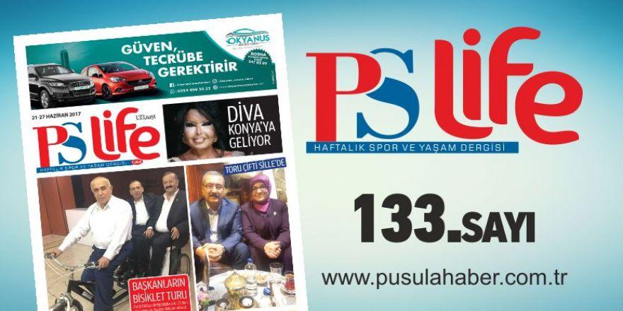 PSLİFE 133. SAYI