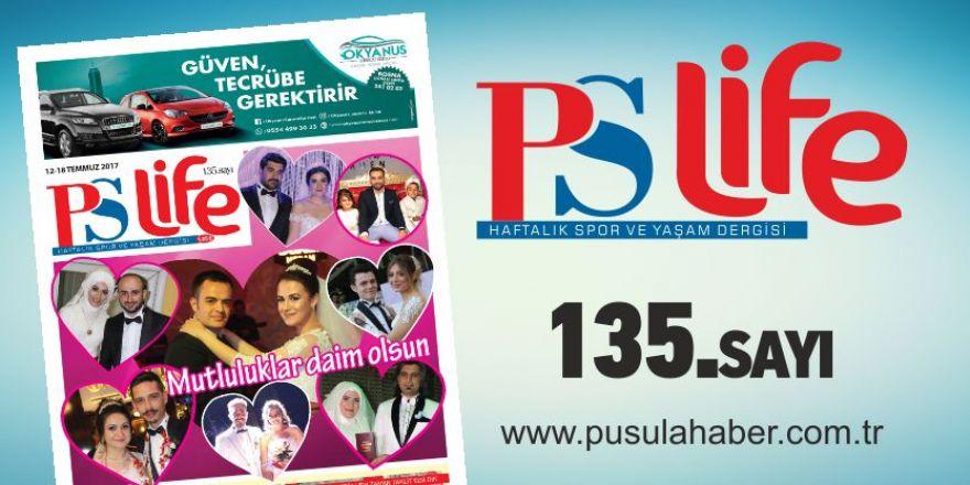 PSLİFE 135. SAYI