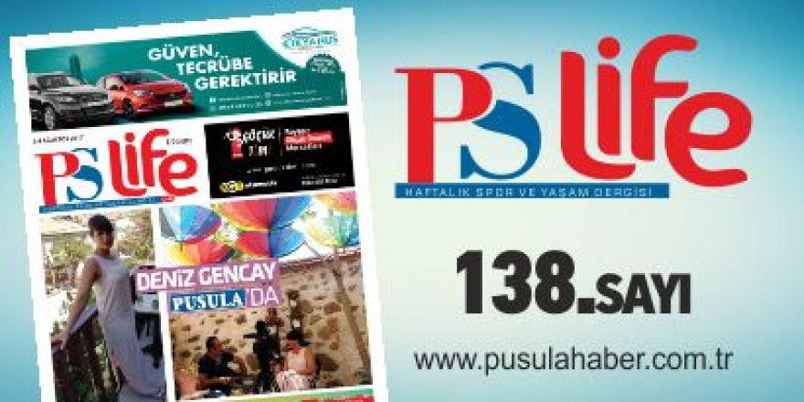 PSLİFE 138. SAYI