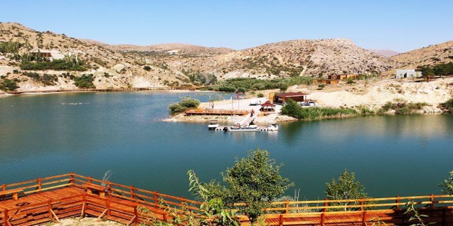 Konya'nın yeni markası;Sille Baraj Parkı
