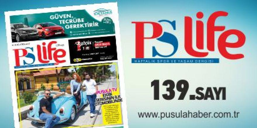 PSLİFE 139. SAYI