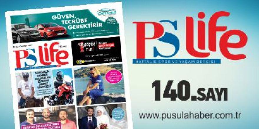 PSLİFE 140. SAYI