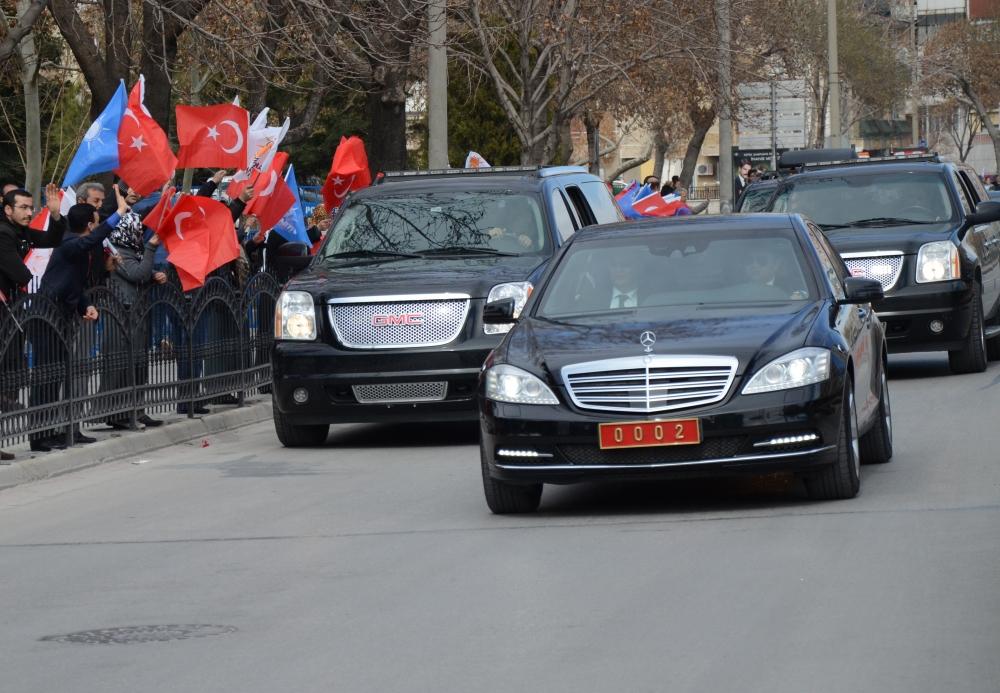 Başbakan Erdoğan Konya'da 1