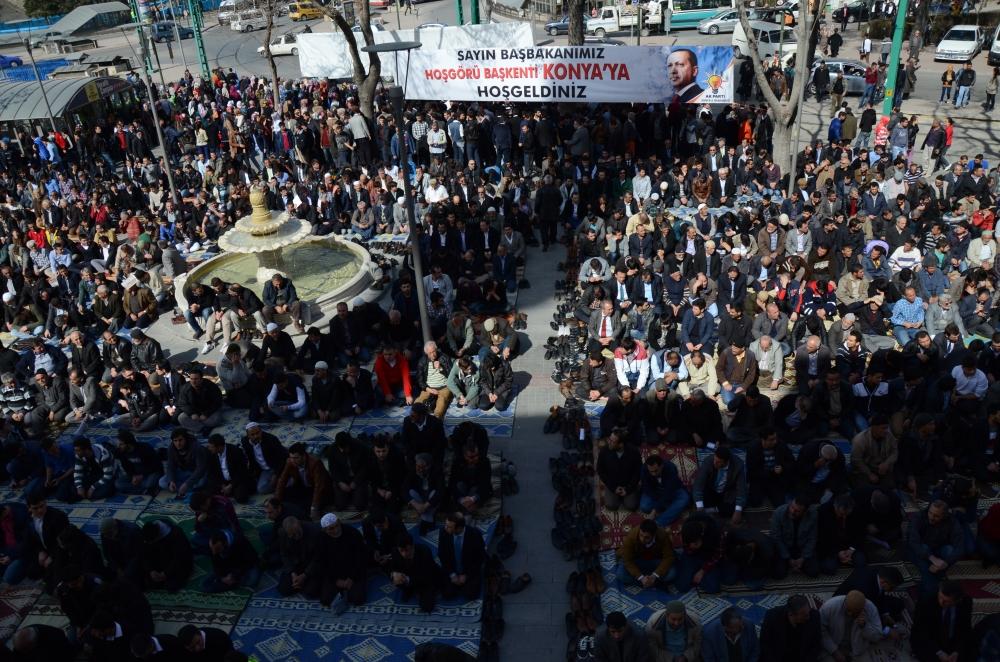 Başbakan Erdoğan Konya'da 5