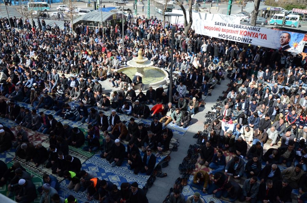 Başbakan Erdoğan Konya'da 6