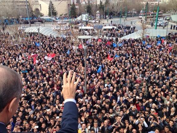 Başbakan Erdoğan Konya'da 7