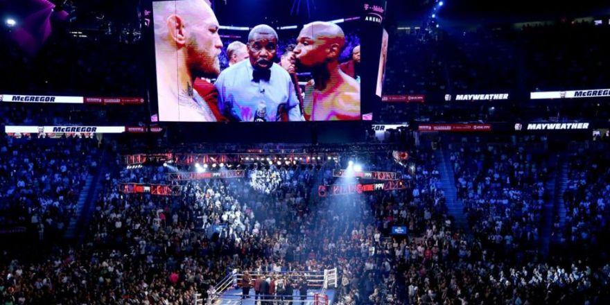 Floyd Mayweather-Conor McGregor boks maçı