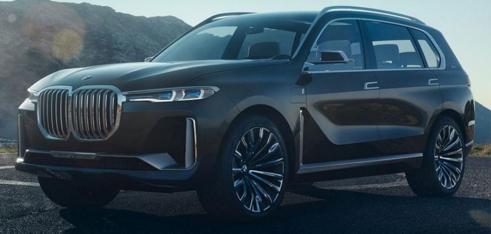 BMW'nin Yeni Aracı: X7 iPerformance 1