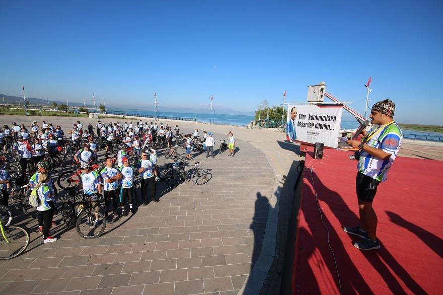 Beyşehir Ulusal Bisiklet Festivali 1