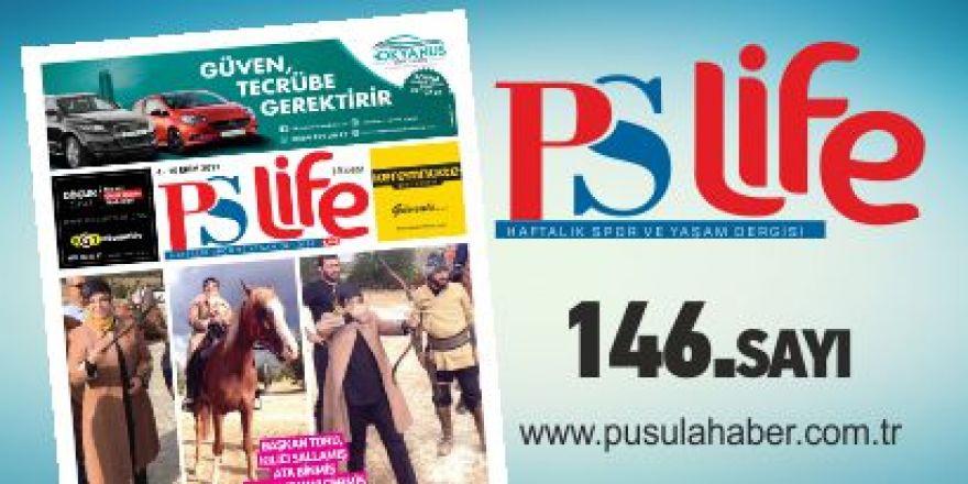 PSLİFE 146. SAYI
