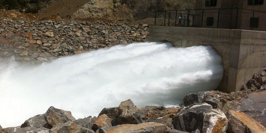 Afşar Hadimi ve Bozkır Barajı'nda sona gelindi