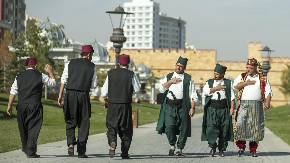 Selçuklu ve Osmanlı dönemi bu parkta yaşatılıyor 1