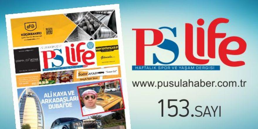 PSLİFE 153. SAYI