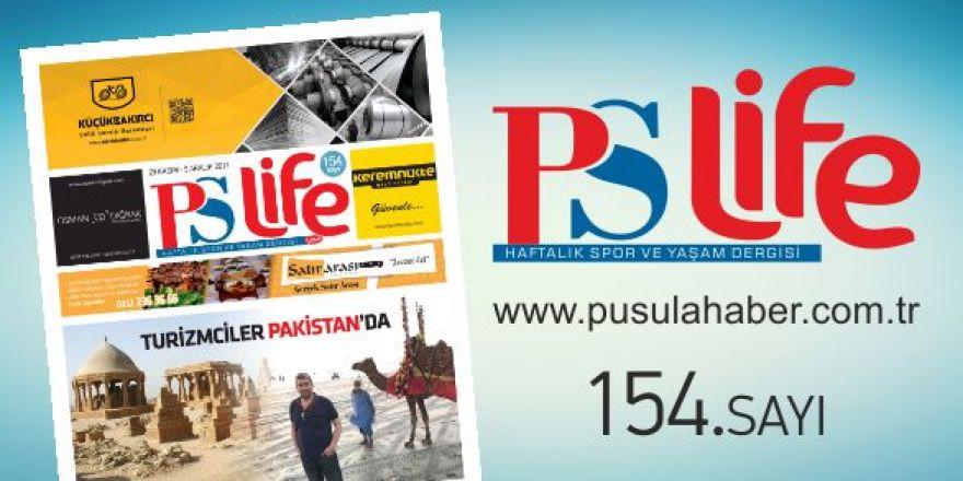 PSLİFE 154. SAYI