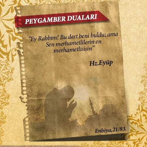 Peygamberlerin Kur'an'da geçen duaları 22