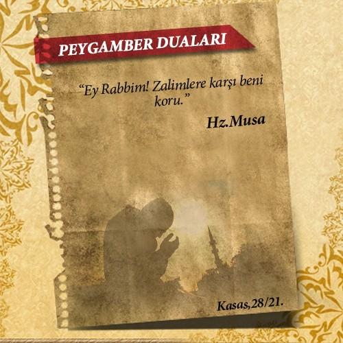 Peygamberlerin Kur'an'da geçen duaları 25