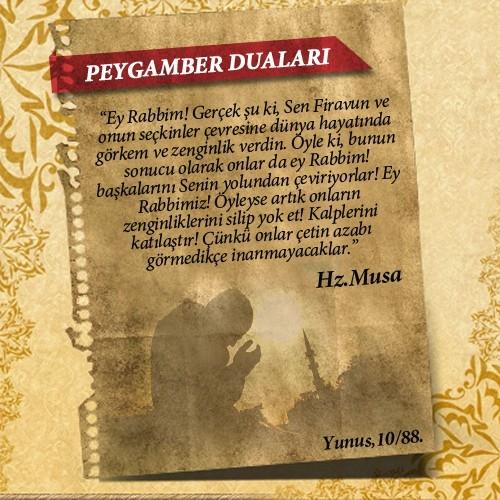 Peygamberlerin Kur'an'da geçen duaları 33