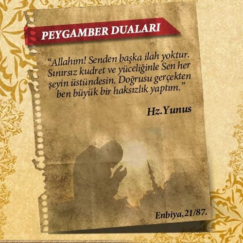Peygamberlerin Kur'an'da geçen duaları 37