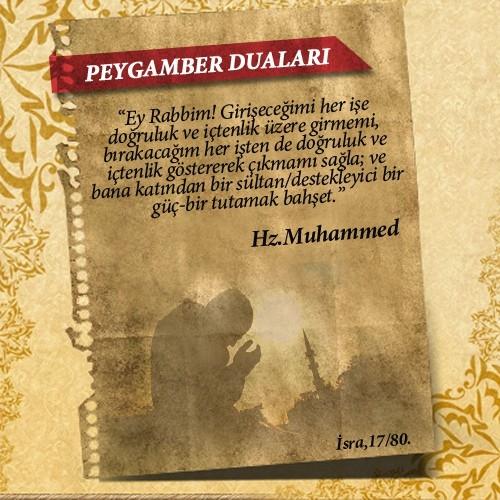 Peygamberlerin Kur'an'da geçen duaları 40