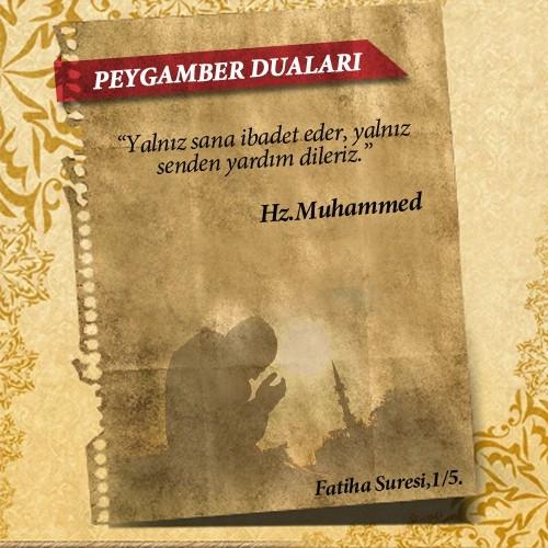 Peygamberlerin Kur'an'da geçen duaları 41
