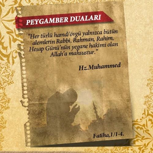 Peygamberlerin Kur'an'da geçen duaları 45