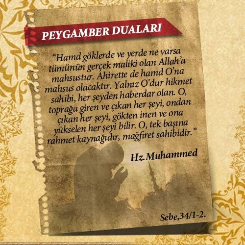 Peygamberlerin Kur'an'da geçen duaları 48