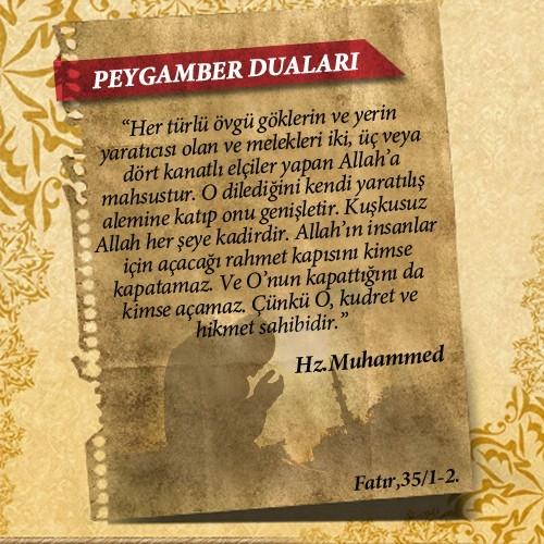 Peygamberlerin Kur'an'da geçen duaları 49