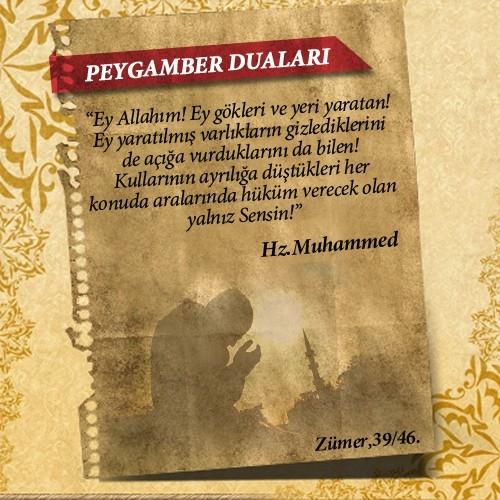 Peygamberlerin Kur'an'da geçen duaları 51