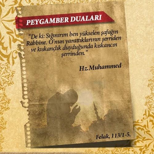 Peygamberlerin Kur'an'da geçen duaları 52