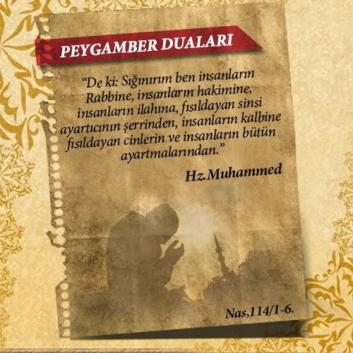 Peygamberlerin Kur'an'da geçen duaları 53