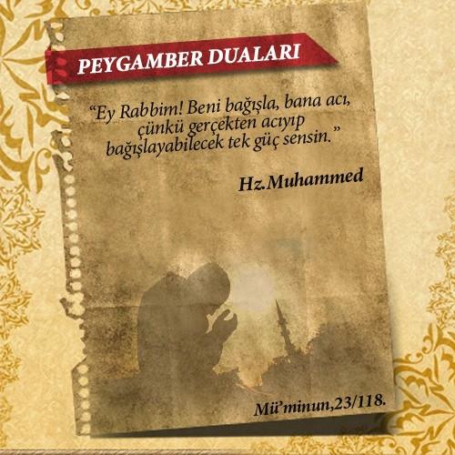 Peygamberlerin Kur'an'da geçen duaları 59