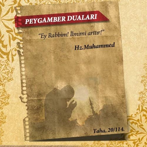 Peygamberlerin Kur'an'da geçen duaları 60