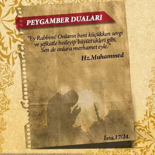 Peygamberlerin Kur'an'da geçen duaları 61