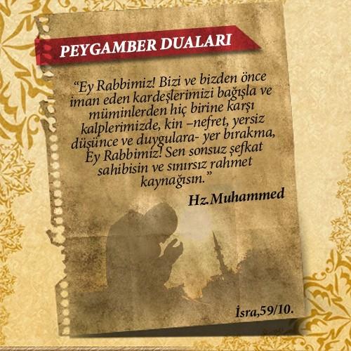 Peygamberlerin Kur'an'da geçen duaları 62