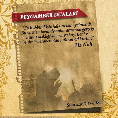 Peygamberlerin Kur'an'da geçen duaları 8