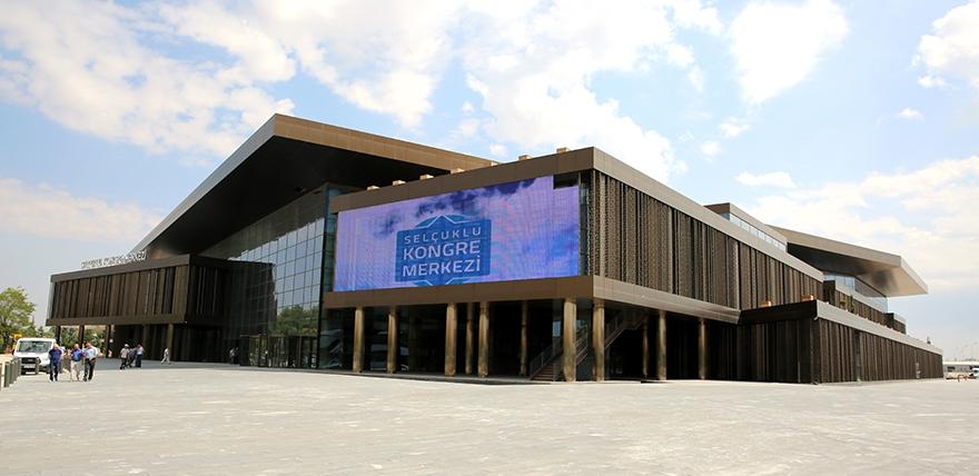 Anadolu'nun en büyük kongre merkezi: Selçuklu Kongre Merkezi 1